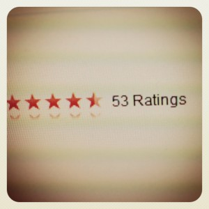 4.5 star rated - pretty darned good!