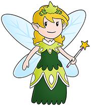 I'm princess Pixie